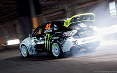 Cars Ken Block Subaru Impreza Subaru WRX STI Wallpapers Desktop
