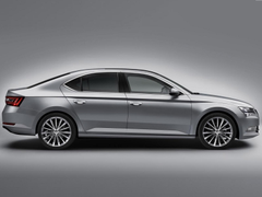 Skoda Superb wallpapers