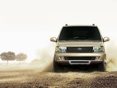 Tata Motors Safari Dicor wallpapers