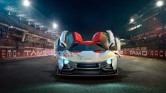 Wallpapers TaMo Racemo Tata Motors Sports coupe Geneva Motor Show