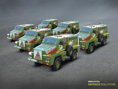 Tata Motors Armored Vehicles Wallpapers