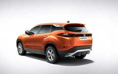 Tata Harrier Wallpapers of the Stylish SUV