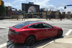 Can a Tesla survive a weekend of tailgating