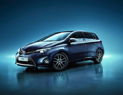 Toyota Auris Wallpapers Group with 51 items
