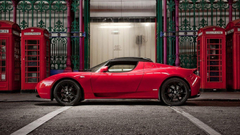 Tesla Roadster TAG Heuer comes to South Asia