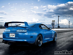 Toyota Supra pictures information and specs