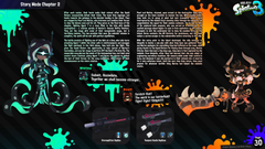 Splatoon Nintendo splatoon Game conceptpinterest