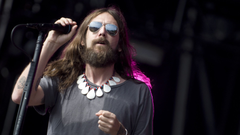 black crowes glasses microphone wallpapers4u