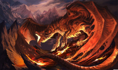 Red Dragons wallpapers