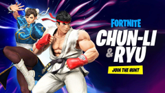 Fortnite gets Street Fighter s Ryu and gamesradar