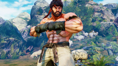 Street Fighter Crossover Brings Ryu gamespot