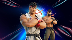 Street Fighter s Ryu and Chun