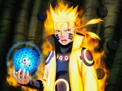 Naruto Six Paths Sage Mode Wallpapers
