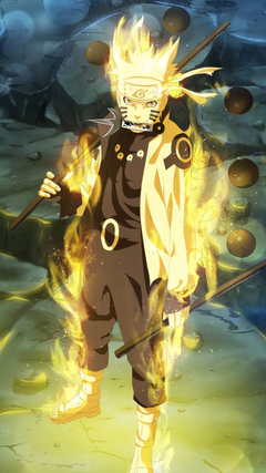 Naruto Sage of Six Paths Wallpapers wallpaperaccess