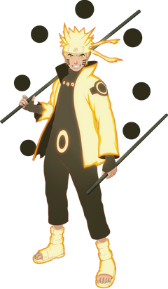 Naruto Uzumaki Sage Of Six Paths teahub io