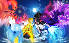 Naruto Sage Of Six Paths Wallpapers pinterest