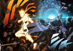Naruto Naruto Uzumaki Obito Uchiha Sage wallha