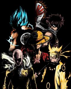 Warriors When Anime s unite