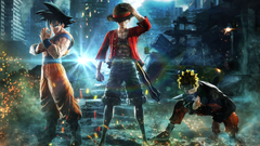 Wallpapers 4k Goku Monkey D Luffy Naruto Jump Force 8k 4k