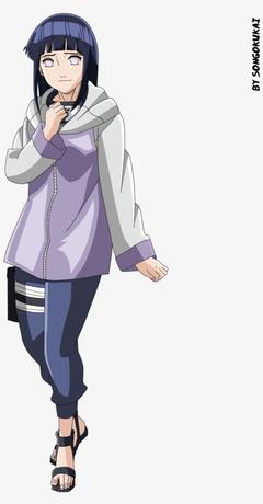Naruto Shippuden Hinata Hyuga Cosplay nicepng