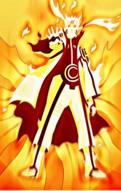 Naruto Kurama Mode Png teahub io