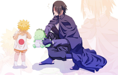 Wallpapers toy dinosaur guy Naruto Naruto child Sasuke Uchiha