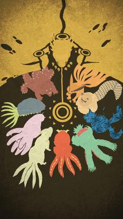 Best 44 Bijuu Wallpapers on HipWallpapers