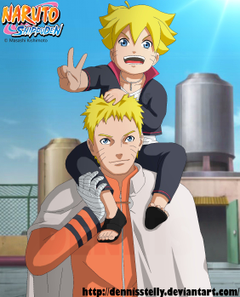 NARUTO Uzumaki Boruto wallpapersafari