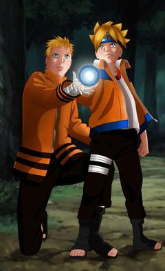 Naruto shippuden anime Uzumaki boruto pinterest