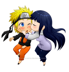 Cute Naruto and Hinata Wallpapers