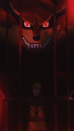 Kurama Naruto wallpapers by YEETISCLEETUS