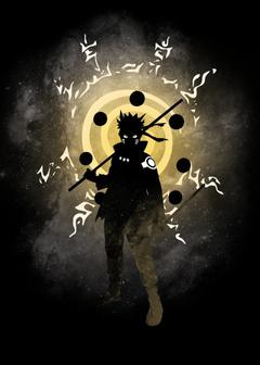 Sage Poster Print by Sooru