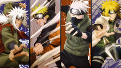 Naruto and friends Wallpapers Trend
