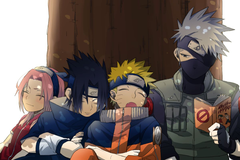 Kakashi and Sasuke Wallpapers