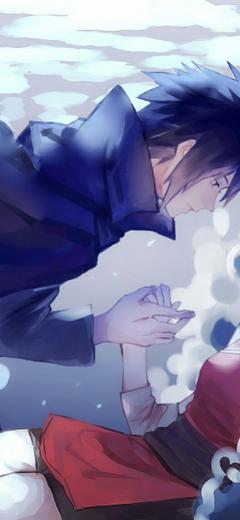 Uchiha Sasuke Haruno Sakura Naruto