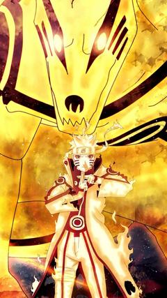 Naruto Bijuu Mode Kurama wallpapers naruto shippuden