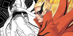 Naruto s New Final Form Baryon Mode Explained