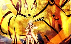 Wallpapers Naruto Naruto shippuden Bijuu mode Uzumaki HD