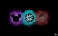 Disney Marvel Harry Potter Desktop Wallpapers