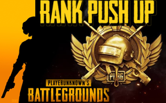 Push your tier level in pubg mobile by fiverr