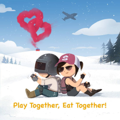 Happy Valentine s Day Tag your mate with whom you would love to have the Chicken Dinner today