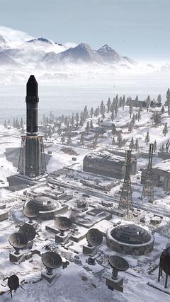 PUBG Cosmodrome Vikendi PlayerUnknown s Battlegrounds 4K Ultra HD Mobile Wallpapers