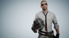 Pubg Helmet Guy Without Helmet HD Games 4k Wallpapers Image Backgrounds Photos and Pictures