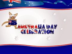 Happy Australia Day Wishes Message with Greeting Cards