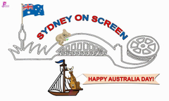 Happy Australia Day Wishes SMS Message with Greeting Wallpapers