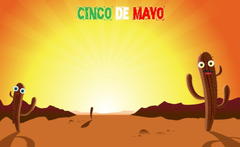 Celebrate Cinco de Mayo Wallpapers for Facebook Twitter and