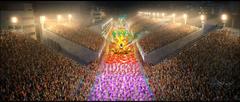 Carnival Parade in Rio de Janeiro Desktop Wallpapers