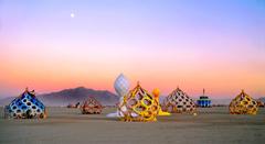 Photographer Philippe Glade documents Burning Man