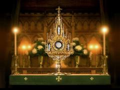 Catholic Perpetual Adoration