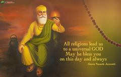Festivals wallpaper Hindu wallpaper Guru Nanak Jayanti Wallpapers